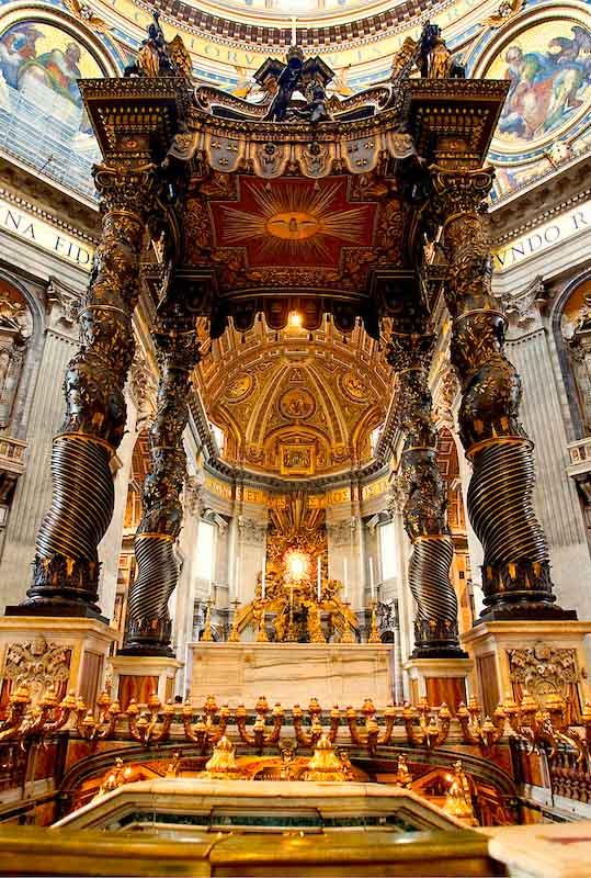 Saint Peter's Baldacchino