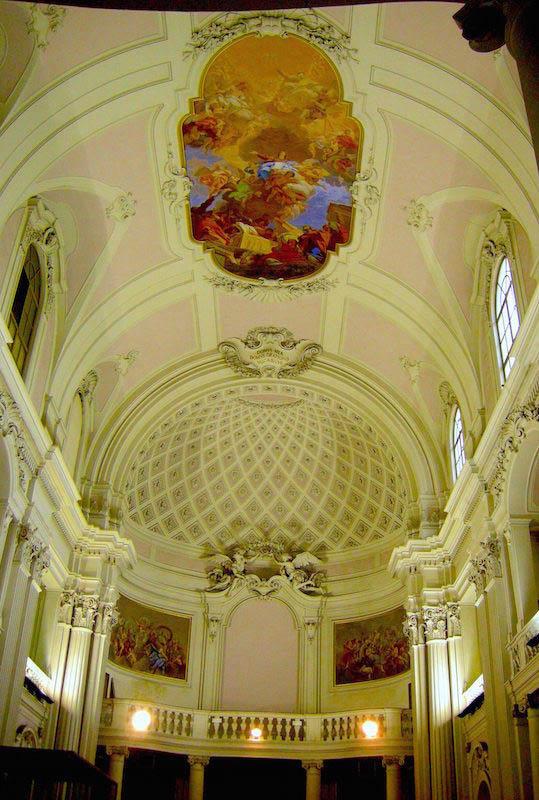 Oratorio dei Filippini–interior