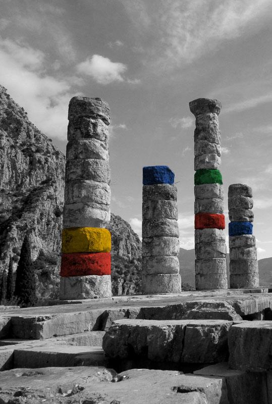 Temple of Apollo - The world wide web