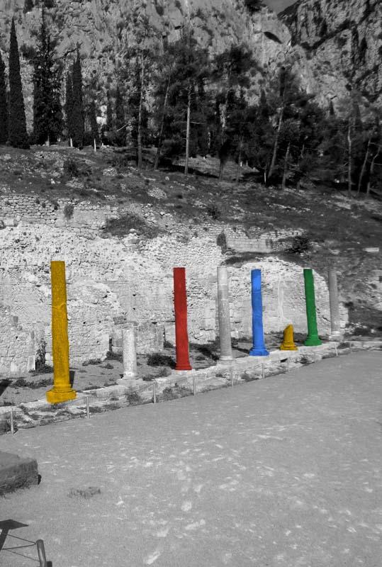 Roman Agora - Shop