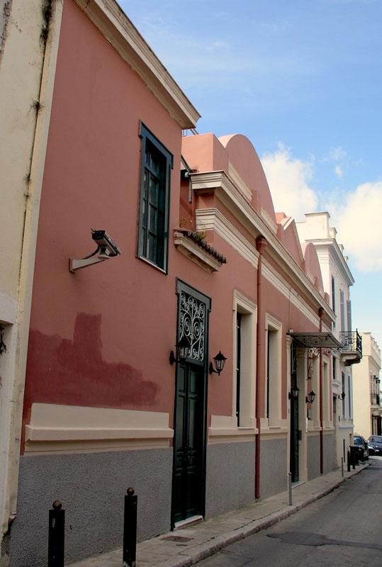 Bath of Kyrristou Street
