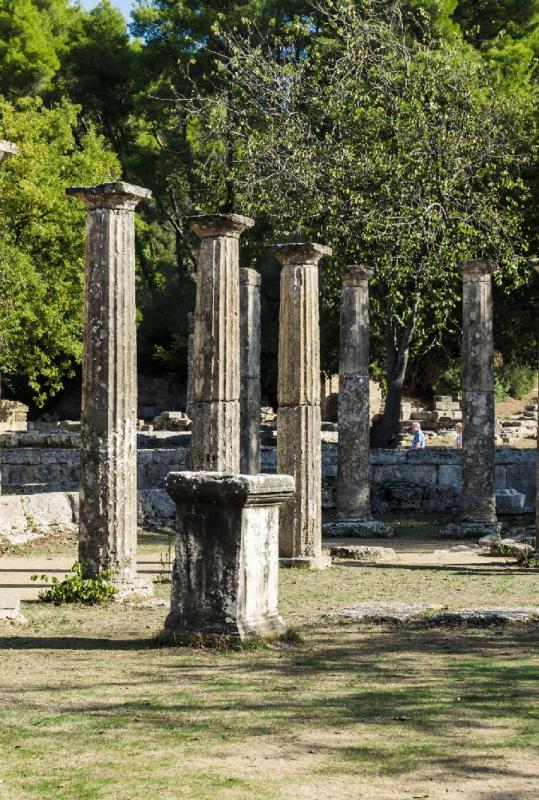 Ολυμπία: Ο κάλλιστος της Ελλάδας τόπος