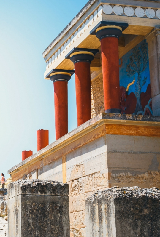 Knossos: Daily life in the Minoan Era