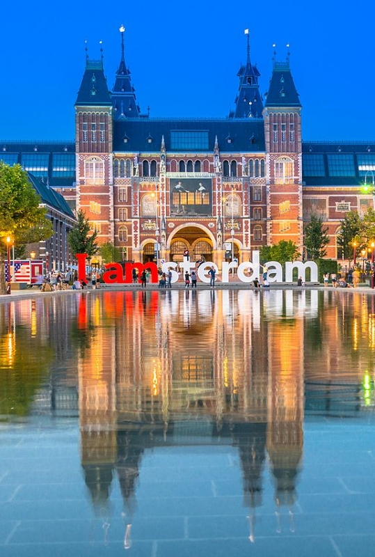 Amsterdam City Tour: History in the canals