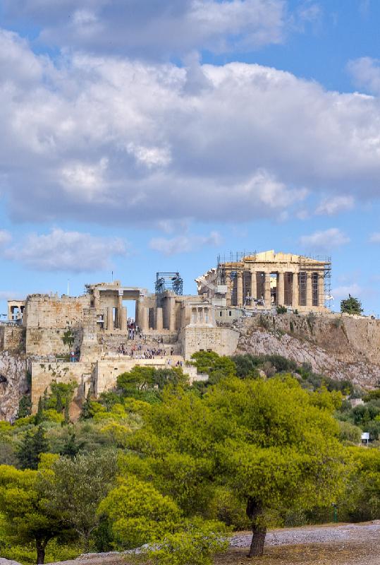 Acropolis: Free Virtual Experience