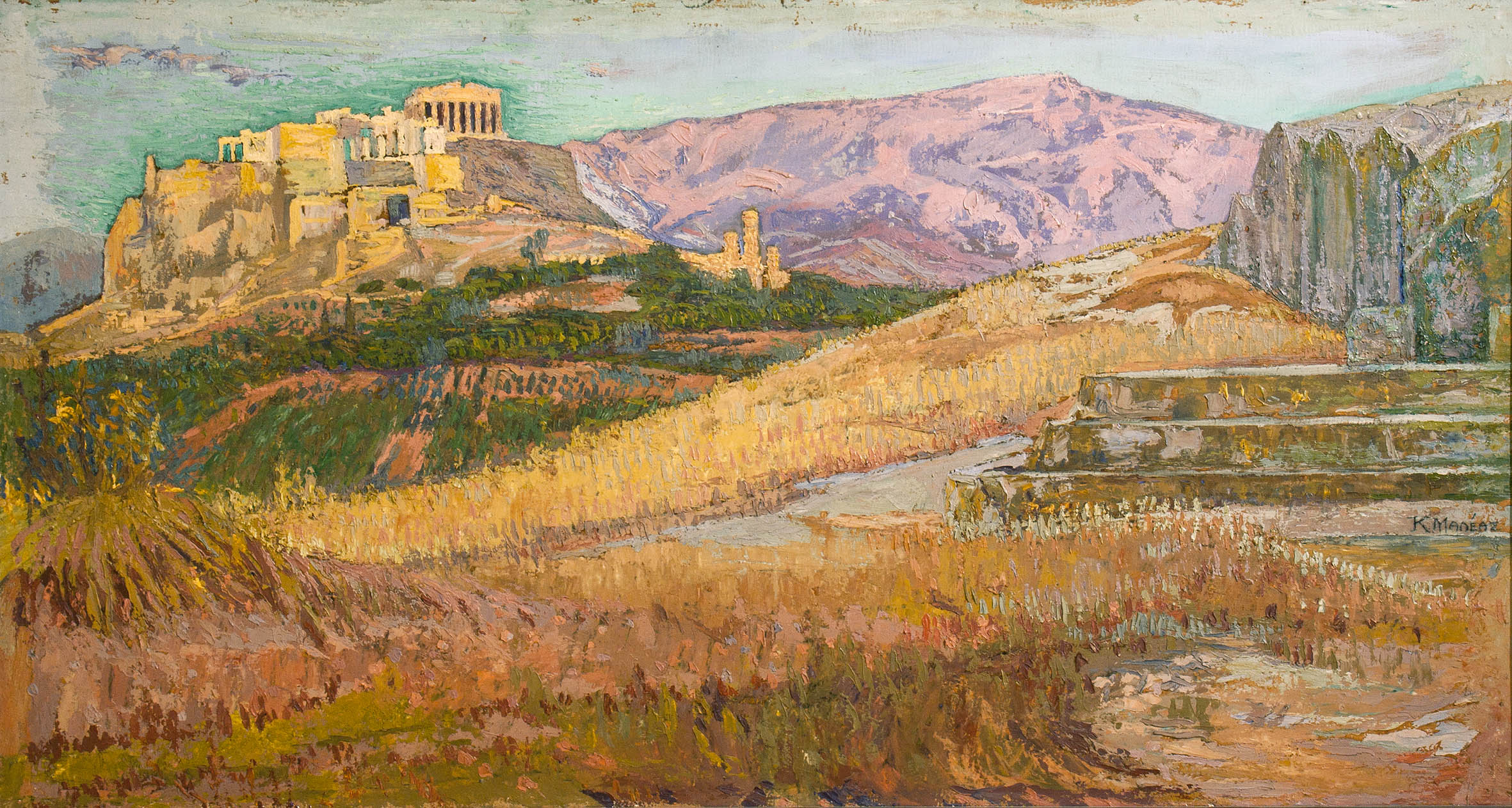 Great Artworks from Rhodes Museum of Modern Art
