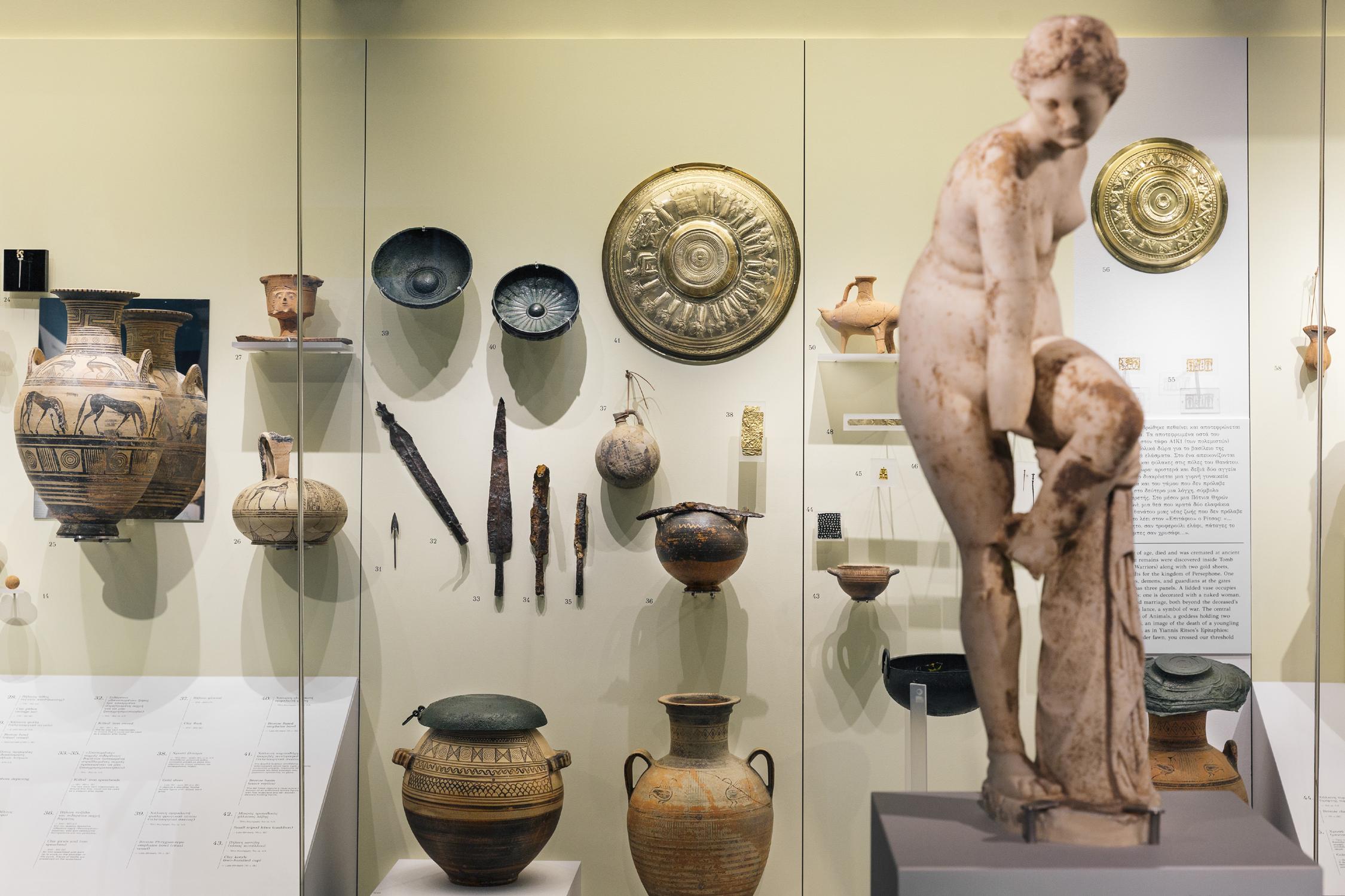 Crete. Emerging cities: Aptera – Εleutherna – Knossos